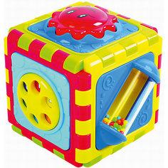 """Развивающая игрушка """"Куб """" 6 в 1, Playgo"""