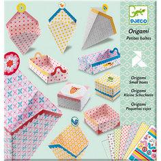 "Оригами ""Маленькие коробочки"" Djeco"