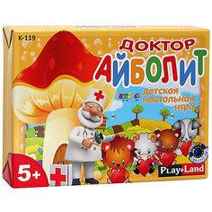 """Настольная игра Play Land """"Доктор Айболит"""""""