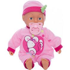 """Интерактивная кукла Bayer, """"Первые слова"""", 33 см"""
