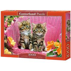 "Пазл Castorland ""Котята на стуле"" 1000 деталей"