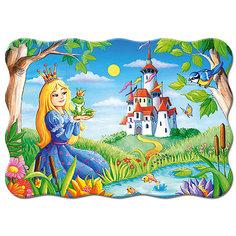 Пазл Принцесса и лягушка, 30 деталей (MIDI)Castor land Castorland