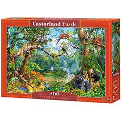 """Пазл Castorland """"Жизнь в джунглях"""" 500 деталей"""
