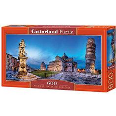 """Пазл Castorland """"Пизанская башня"""" 600 деталей"""