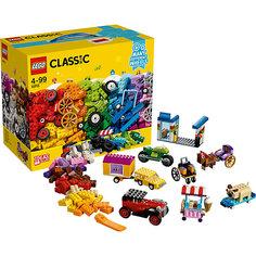 Конструктор LEGO Classic 10715: Модели на колёсах
