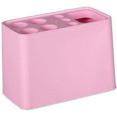 """Подставка """"Дебют"""" для зубных щёток , Alternativa, розовый"""