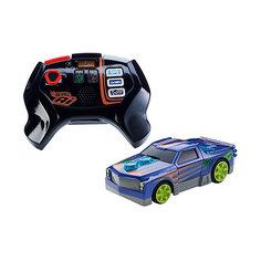 """Радиоуправляемая машинка Hot Wheels """"Умная трасса"""", синяя Mattel"""
