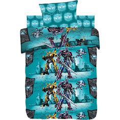 """Детское постельное белье 1,5 сп. Непоседа, """"Transformers"""" Защитники"""