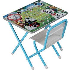 """Набор мебели """"101 далматинец"""" (2-5 лет), Дэми, голубой"""