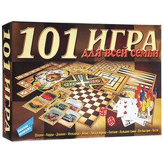 """Настольная игра """"101 игра New"""" Dream makers"""