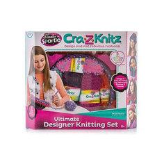 Набор для вязания Cra-Z-Knitz - Вязальная станция, средняя Spin Master