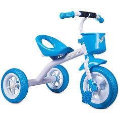 """Трехколесный велосипед """"Сильвер Люкс"""", белый, Zilmer"""