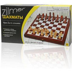 "Настольная игра ""Шахматы"" Zilmer ,30,5х15,3х4,2 см, дерево"