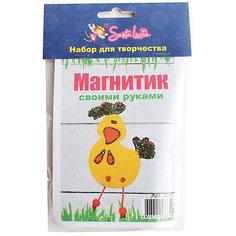 Набор для создания магнита Цыпленок Santa Lucia