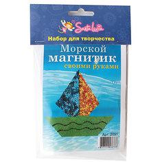 Набор для создания магнита Парусник Santa Lucia