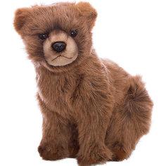 Мягкая игрушка Hansa Медвежонок, 24 см (коричневый)
