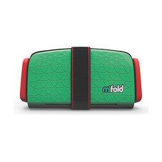 Автокресло-бустер Mifold 15-36 кг, lime green