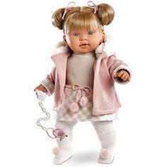 "Кукла Llorens ""Джулия"" 42 см со звуком"