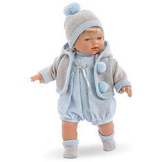 """Кукла Llorens """"Роберт"""" 33 см со звуком"""