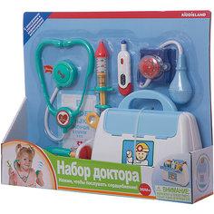 """Развивающая игрушка Kiddieland """"Набор доктора """""""