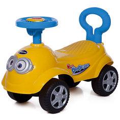 Каталка детская Baby Care QT Racer желтый