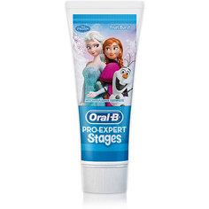 """Детская зубная паста Oral-B Pro-Expert Disney""""Frozen"""" 75мл"""