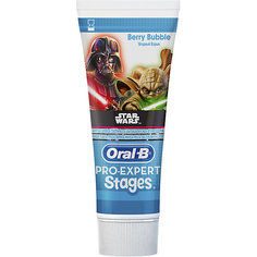 """Детская зубная паста Oral-B Pro-Expert Stages Star Wars """"Ягодный Взрыв"""" 75мл"""