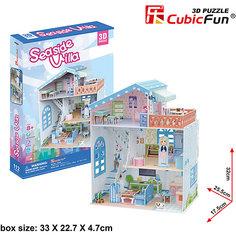 "Пазл 3D ""Прибрежная Вилла"", CubicFun"
