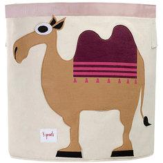 Корзина для хранения Верблюд (Sand Camel), 3 Sprouts