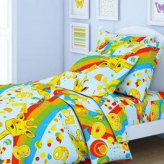 Детское постельное белье 3 предмета Letto, BG-52