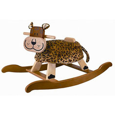 Качалка Im Toy Леопард