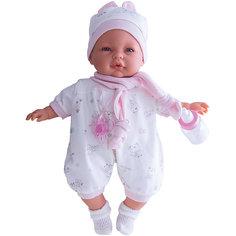 Кукла София в розовом, 37 см, Munecas Antonio Juan