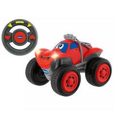 """Машинка """"Билли-большие колеса"""", красная, Chicco"""