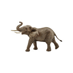 """Коллекционная фигурка Schleich """"Дикие животные"""" Африканский слон, самец"""