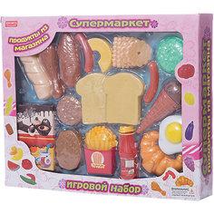 """Игровой набор Zhorya """"Супермаркет"""", Продукты к завтраку"""