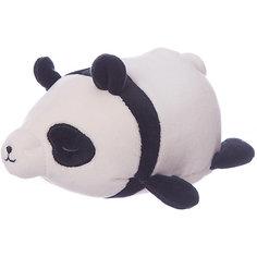 Мягкая игрушка ABtoys Панда черно-белая, 13 см