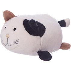 Мягкая игрушка ABtoys Кошечка светло-коричневая, 13 см