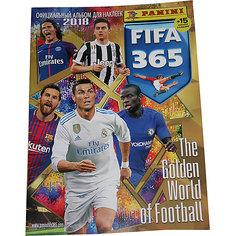 """Альбом Panini,   """"Panini FIFA 365-2018"""", 18 наклеек"""