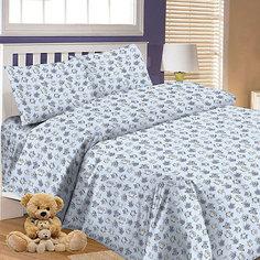 Детское постельное белье 3 предмета Letto, BG-65