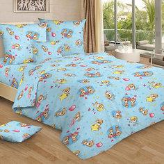 Детское постельное белье 3 предмета Letto, BG-73