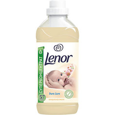Кондиционер для детского белья Lenor с миндальным маслом 2 л