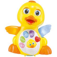 Музыкальная интерактивная игрушка Happy Baby «Quacky»