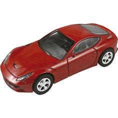 """Машинка """"Japan Coupe Prestige"""" со светом фар 1:43, Autotime"""