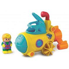 """Игрушка для купания """"Водный транспорт"""", субмарина Hap P Kid"""
