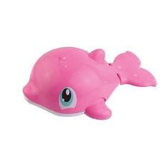 """Игрушка для купания """"Водоплавающие"""", розовый дельфин Hap P Kid"""