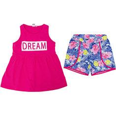 Комплект: шорты, майка iDO для девочки