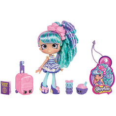 "Мини-кукла Moose ""Shopkins"" Путешествие в Европу, Мари Макарун"