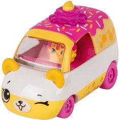 "Игровой набор Moose ""Cutie Car"" Машинка с мини-фигуркой Shopkins, Wheely Wishes"