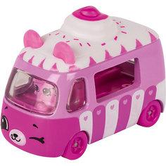 """Игровой набор Moose """"Cutie Car"""" Машинка с мини-фигуркой Shopkins, Ice cream Dream car"""