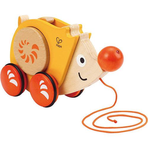 """Деревянная игрушка-каталка Hape """"Ёжик"""""""